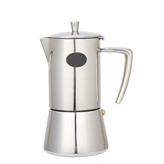 Mentohe Moka - Cafetera Espresso, cafetera de Acero Inoxidable ...