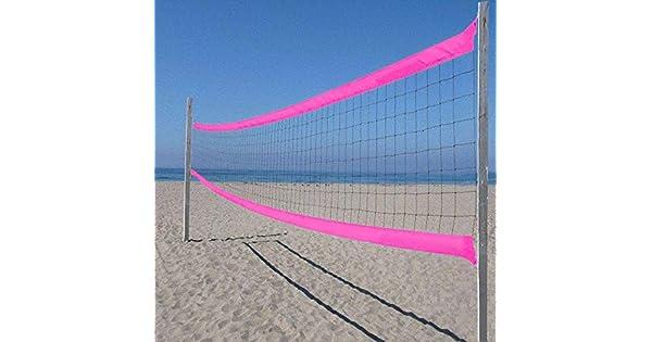 7b7a8a154 Rede Vôlei De Praia 2 Faixas  Amazon.com.br  Esportes e Aventura