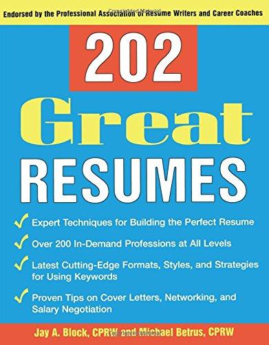 202 Great Resumes pdf