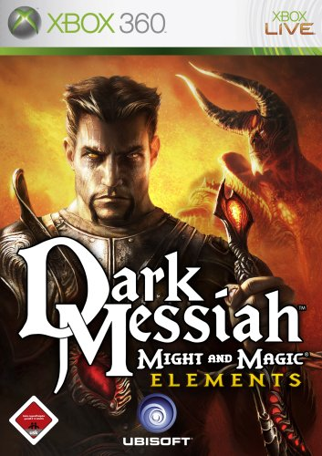 DARK MESSIAH OF MIGHT & MAGIC ELEMENTS (Dark Messiah Of Might And Magic Xbox 360)