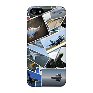 Hot Fly Collage First Grade Tpu Phone Case For Iphone 5/5s Case Cover by mcsharks