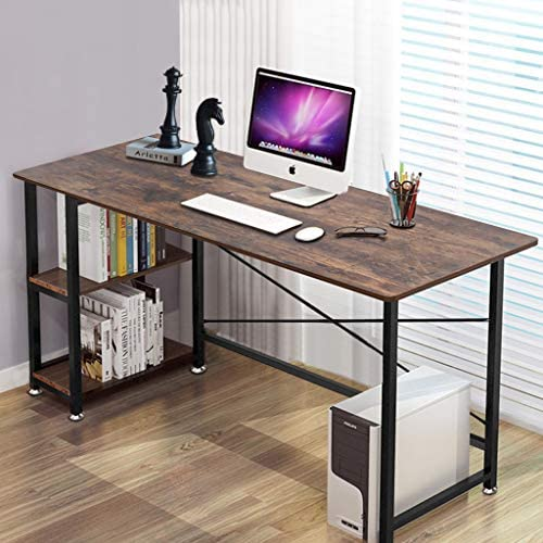 Industrial Style Tower Computer Desk
