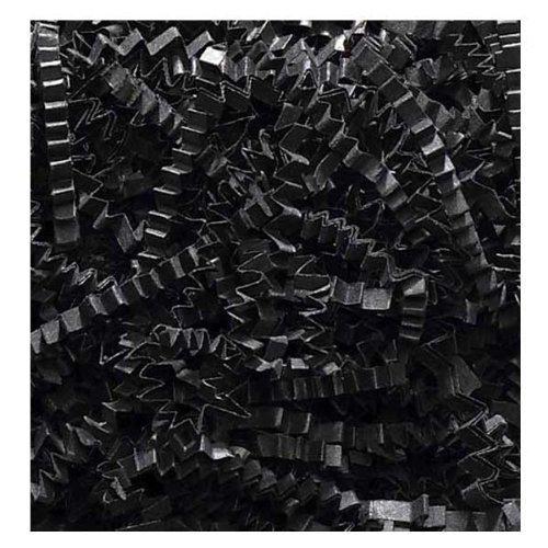 [해외]검은 주름 컷 종이 10 파운드 상자/Black Krinkle Cut Paper 10 Lb Box