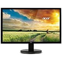 2017 Newest Acer K2 Business And Home Premium 23.6 Widescreen Full HD (1920 x 1080) 5ms LED Monitor With D-Sub-DVI-VGA,Black