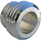 LASCO 08-2117 Add a Shower Adapter with 3/8-Inch Male Pipe Thread to 1/2-Inch Male Pipe Thread