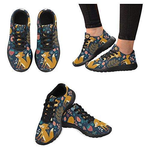 Interessante Donna Da Jogging Corsa Sneaker Leggero Andare Facile A Piedi Casual Sport Scarpe Da Corsa Multi 37