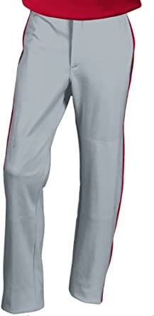 Russell Athletic Youth Piped Open Bottom Baseball Pant