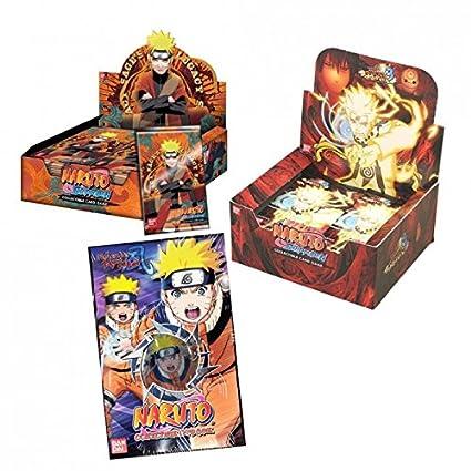 Naruto Shippuden Starter und 2 pantallas [versión alemana ...