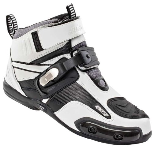 Womens Motorcycle Riding Shoes - 8