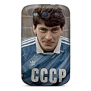 New CollectingCase Super Strong Rinat Dasaev Soviet Football Tpu Case Cover For Galaxy S3