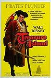 Treasure Island Poster Movie 11x17 Bobby Driscoll Robert Newton Basil Sydney Walter Fitzgerald