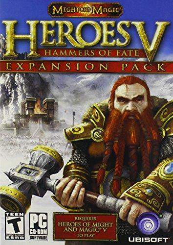 - Heroes of Might and Magic V Hammers of Fate Expansion Pack - PC