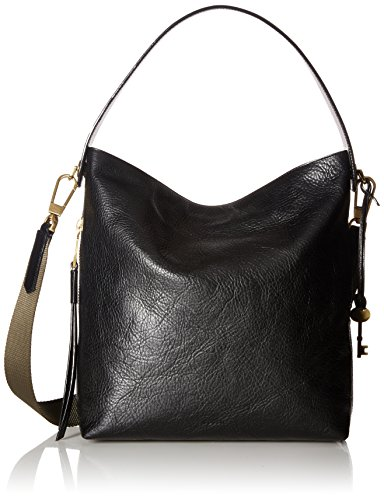 Fossil Black Handbag - 1