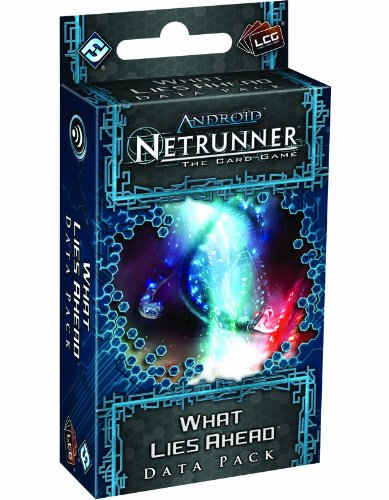Android Netrunner LCG: What Lies Ahead Data Pack for sale  Delivered anywhere in USA