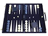 Best Backgammon Sets - Middleton Games Deluxe Backgammon Set - Board Game Review