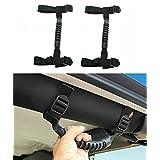 Opall 2 X Grab handle grips Grab bar grab handles Hand Hold ATV UTV roll cages for Jeep Wrangler Polaris Honda Yamaha Kawasaki ATV UTVs