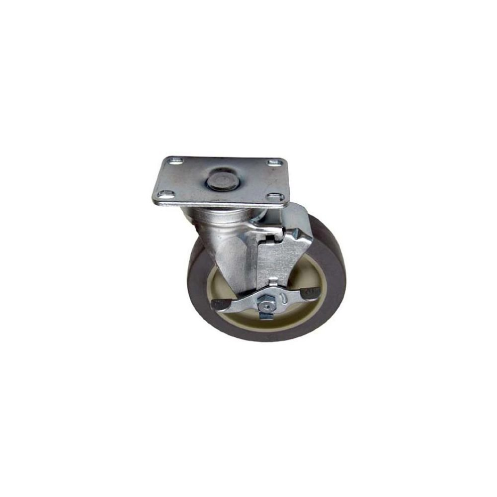 Frymaster 8100356/8100357 Set Of 4 Swivel Plate Casters