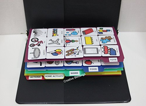 150 PECS PICTURE BOOK FOR AUTISM, SPEECH, ADHD, COMMUNICATION, ABA, & - Mail Time Usps Shipping Priority