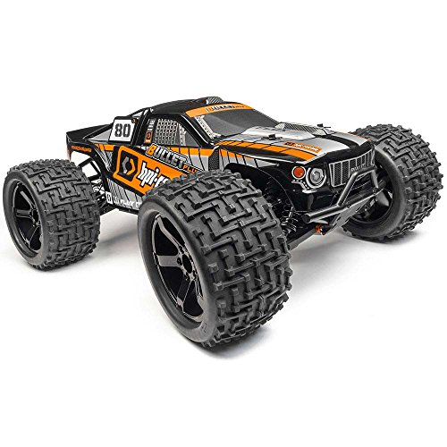 Hobby Products International Racing 110662 1/10 Bullet ST Flux Brushless 4WD Ready to Run Radio Control Truck