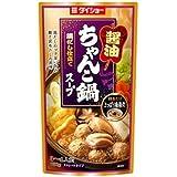 ダイショーちゃんこ鍋スープ 醤油味 750g×10袋