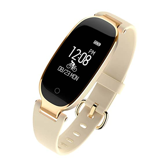 SHENGMO Bluetooth Waterproof S3 Smart Watch Fashion Women Ladies Heart Rate Monitor Smartwatch relogio inteligente For