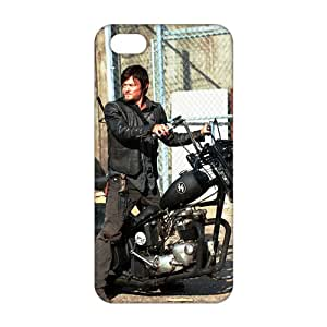 Slim Thin Walking dead Phone Case for iPhone 5s