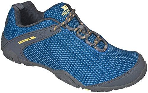 Trespass - Zapatillas para hombre azul - Blue (Royal Blue)