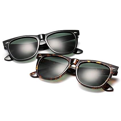 Gafas de moda Lentes de color verde oscuro Leopardo, Gafas ...