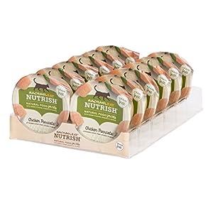 Rachael Ray Nutrish Natural Wet Cat Food, Chicken Purrcata, Grain Free, 2.8 oz tub, Pack of 12