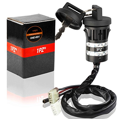 1PZ H4E-K01 Igniton Key Ignition switch for HONDA TRX400EX TRX 400EX 1999 2000 2001 2002 2003 2004