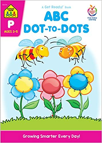 ABC Dot-to-Dots: A Get Ready Book: Joan Hoffman, Robin Boyer ...
