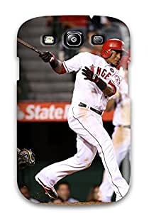 Durable Case For The Galaxy S3- Eco-friendly Retail Packaging(anaheim Angels )