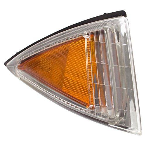 1999 Chevy Cavalier Z24 - CarPartsDepot 95-99 CHEVY CAVALIER LS Z24 SPORT RIGHT R/H CORNER TURN SIGNAL LIGHT LAMP NEW 98