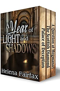 A Year of Light and Shadows: An anthology by [Fairfax, Helena]