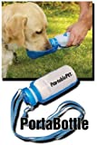 Portable Pet PortaBottle Water Bottle