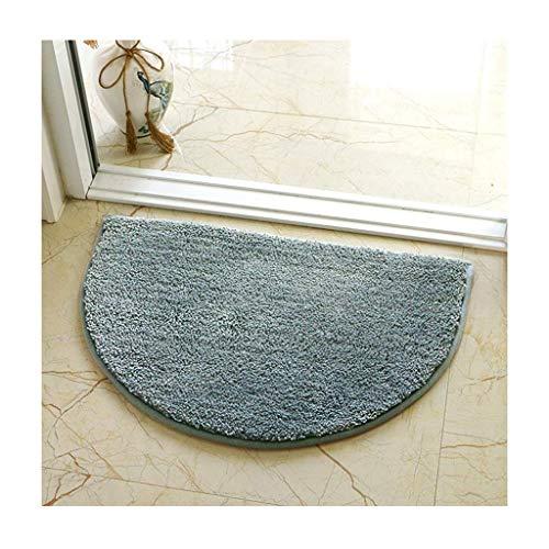 (DTDTGXQ Interior Carpet Doormat Floor Mat Bath Mat,Dust Removal Non-Slip Wear-Resistant, Doorway Stairs Mat Carpet Blanket,C,5080CM)