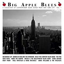 Big Apple Blues 1 by Various (2002-09-16)