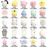 Satkago 25 Pcs Mini Mochi Squishies Toys, Mochi