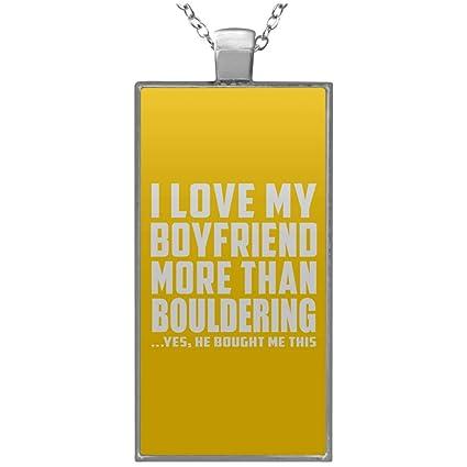 Designsify I Love My Boyfriend More Than Bouldering