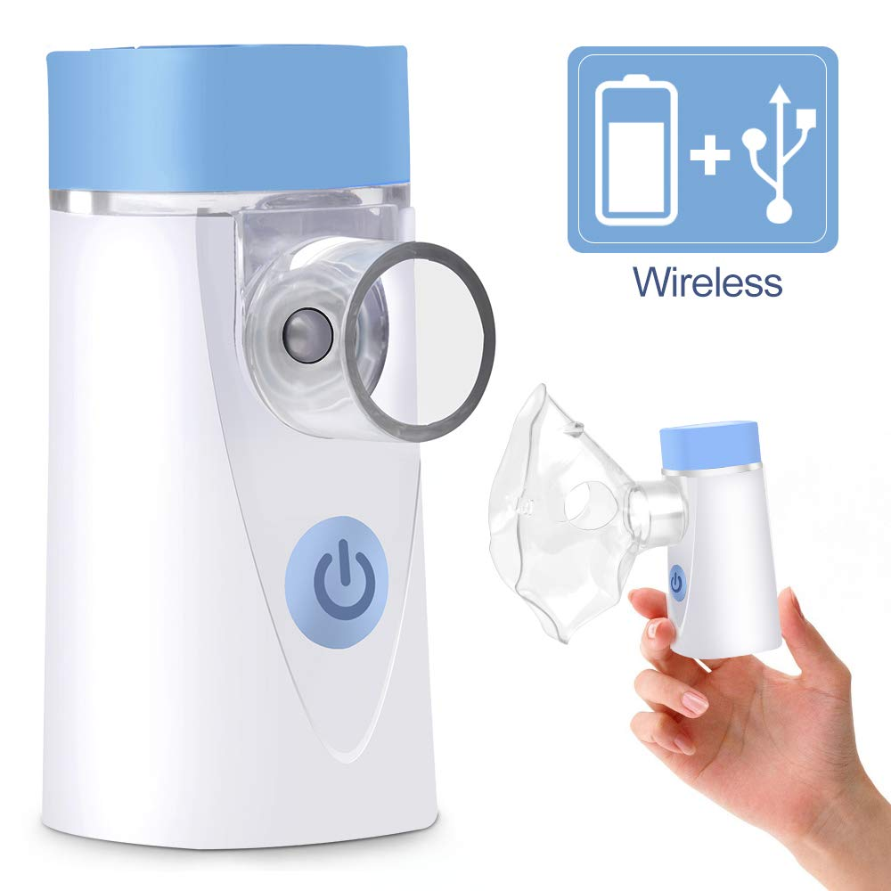 Portable Cool Mist humidifier Machine Professional Ultrasonic Vaporizer for Kids & Adults by Cotify
