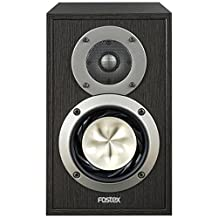 FOSTEX [Hi-Res sound source corresponding 2-way bookshelf speaker (1 unit) (Finish Dark Wenge) GX100Basic