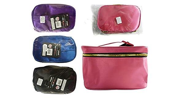 6170560b1534 Amazon.com : Cosmetic Makeup Bag Size: 8