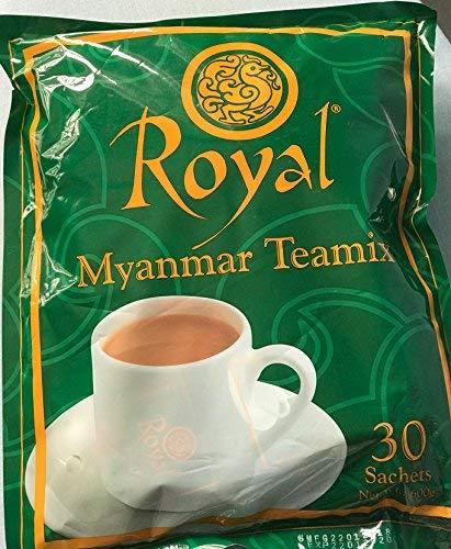 (Royal Myanmar Tea Mix (30 Packets))