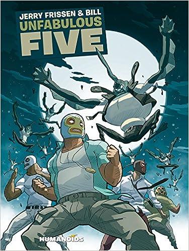Book Unfabulous Five