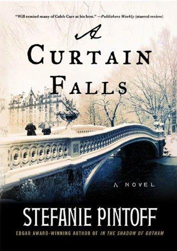A Curtain Falls: A Novel (Detective Simon Ziele Book 2)