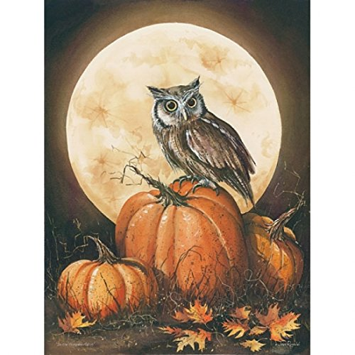 In the Pumpkin Patch Poster Print by John Rossini