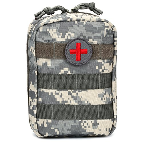 Orca Tactical MOLLE EMT Medical First Aid IFAK Blowout Utility Pouch (Bag Only)