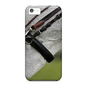 E-Lineage Awesome Case Cover Compatible With Iphone 5c - Horse