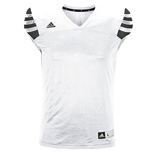 Adidas Man Climalite Hörbar Fotbollströja White-onix