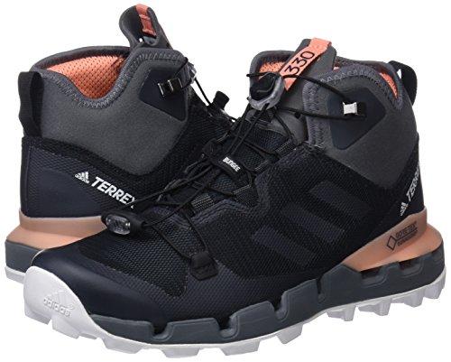 huge discount 8aa79 d0874 W cortiz Gtx Hautes De Mid Fast Terrex negbás gricin 000 Noir surround  Adidas Randonnée Femme Chaussures wUgRpqXn